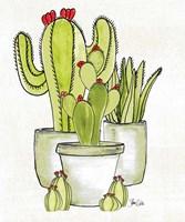 Cactus I Fine Art Print