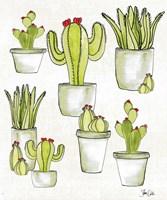 Cactus II Fine Art Print