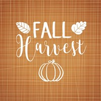 Fall Harvest Fine Art Print