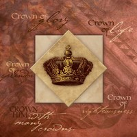 Crown of Righteousness Fine Art Print