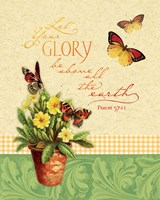 Let Your Glory Fine Art Print