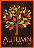 Autumn Tree Fine Art Print
