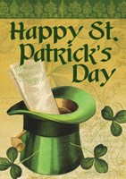 Happy St. Patrick's Day Fine Art Print