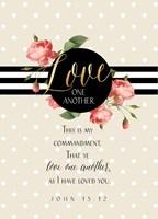 Love One Another II Fine Art Print