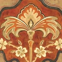 Kashmir Motif A Fine Art Print