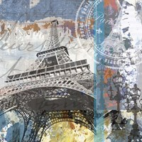 Paris Eiffel Fine Art Print