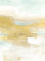 Citron Vista I Fine Art Print