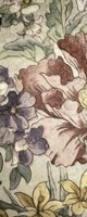 Earthtone Floral Panel II Fine Art Print