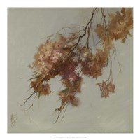 Rusty Spring Blossoms IV Fine Art Print