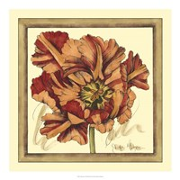 Tulip Study V Framed Print
