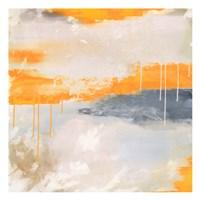 Orange 3 Fine Art Print
