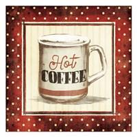 Hot Coffee Fine Art Print