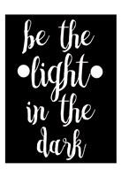 Light In The Dark Fine Art Print
