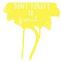 Yellow Smile Fine Art Print