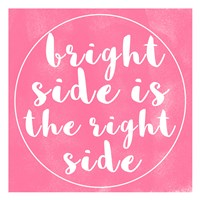 Bright Side Fine Art Print