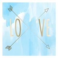 Love Arrow Fine Art Print