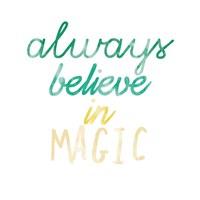 Magical Belief Fine Art Print