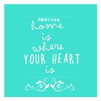 The Heart Fine Art Print