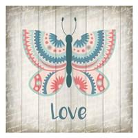 Butterfly Love Fine Art Print