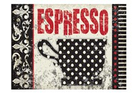 Expresso Buenisimo 3 Fine Art Print