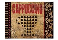 Cappuccino Fantastico 2 Fine Art Print