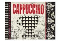 Cappuccino Fantastico 3 Fine Art Print