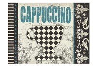 Cappuccino Fantastico Fine Art Print