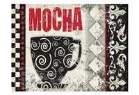 Mocha Chocolat 3 Fine Art Print