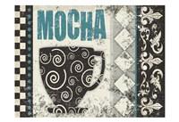 Mocha Chocolat Fine Art Print