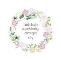 Baby Hush 1 Fine Art Print