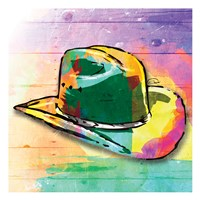 Colorful Hat Fine Art Print