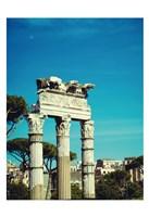 Roman Ruins Fine Art Print