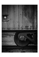 Side Train Fine Art Print