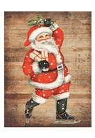 Santa Baby Fine Art Print