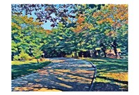 Shady View Fine Art Print