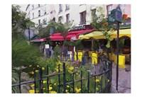 Place Du Petitpont Fine Art Print