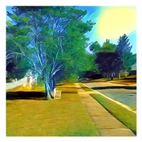 Coldbrook Lane Fine Art Print