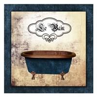Bath 1 Fine Art Print