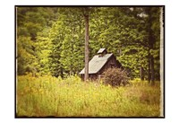Country Barn 1 Vintage Fine Art Print