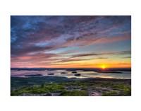 Acadia Sunrise Fine Art Print