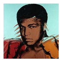 Muhammad Ali, c. 1977 Fine Art Print