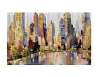 Urbania 101 Fine Art Print