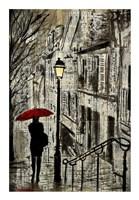 The Walk Home Fine Art Print