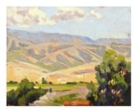 View from Amavi Fine Art Print