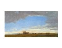 Clearing Sky Fine Art Print