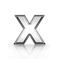 Scarlet Grass in Triptych (right) Framed Print