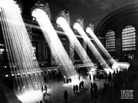 Grand Central Station, New York City, c.1934 Framed Print
