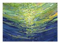 Coral Waves II Fine Art Print