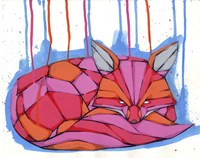 Bedded Down Fine Art Print