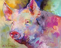 Piggy Fine Art Print